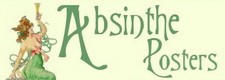 Absinthe Posters - Fine-art reproductions of the most famous and beautiful absinthe images.